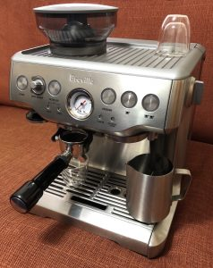 compare automatic espresso machines