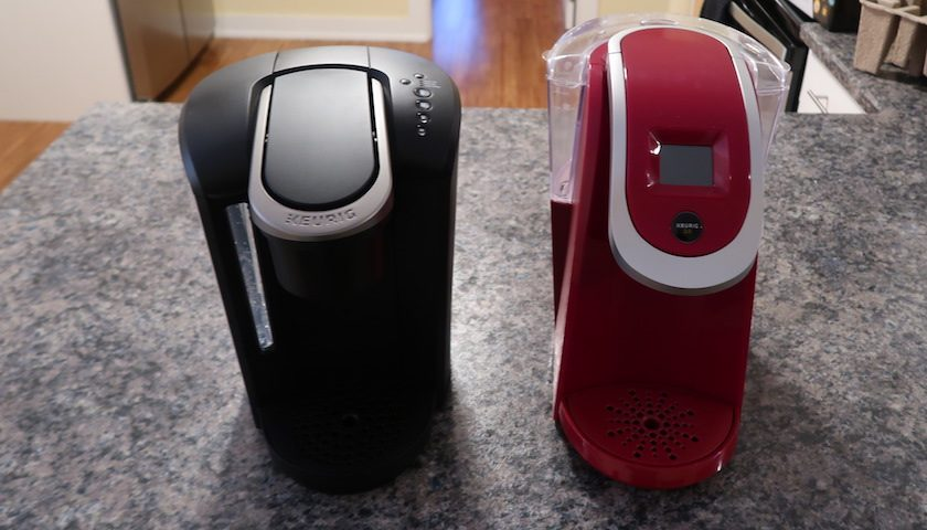 Comparing Keurig