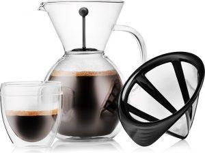 Bodum Pour Over Coffee Maker Sizes