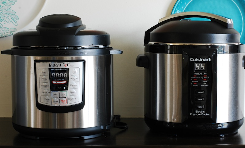 instant pot vs cuisinart
