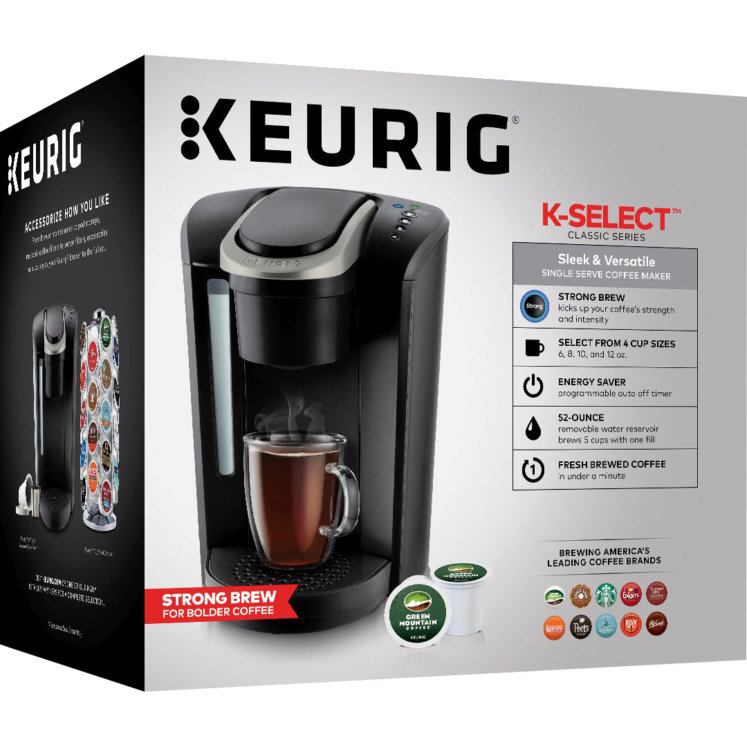 Keurig K-Select Brewing System