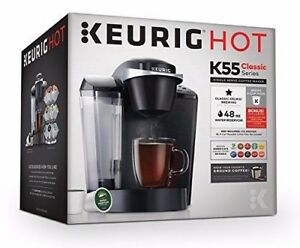 Keurig K55 brewing machine