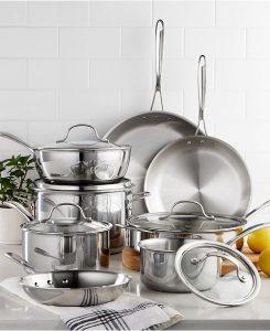 Calphalon Stainless Steel Cookware