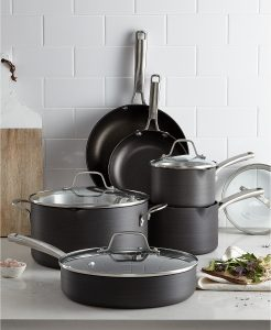 Calphalon Classic Nonstick Cookware Set