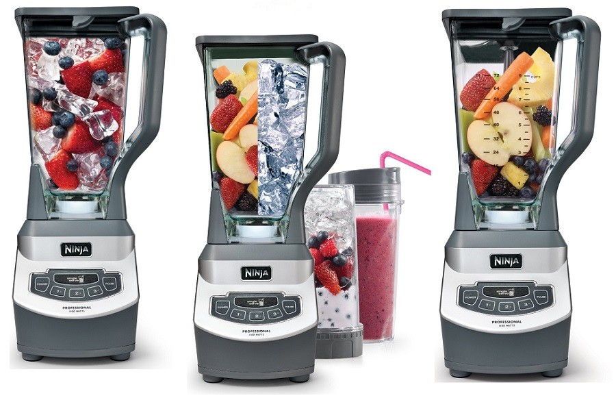 Ninja Professional Countertop Blender 660