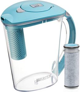 Brita Stream 10 Cup Water Pitcher