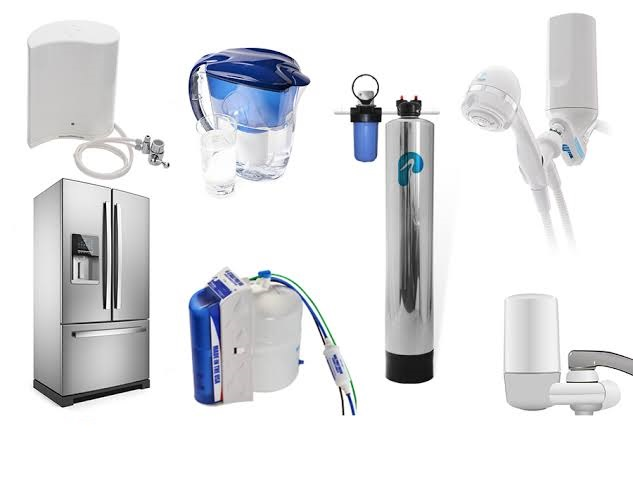 Water Filters types