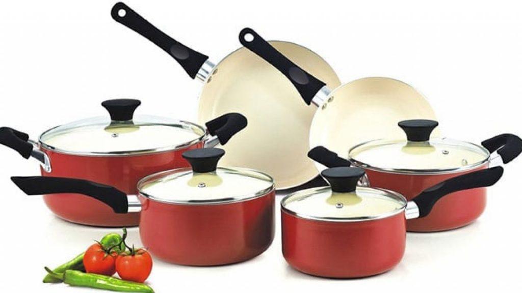 Ceramic Cookware Nonstick