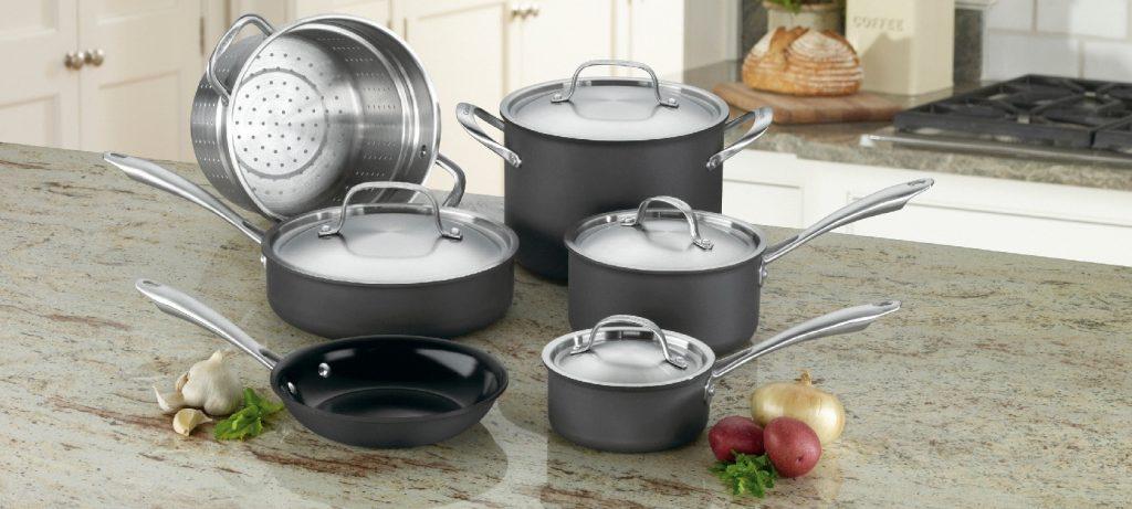 Ceramic Cookware set