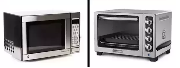 Toaster Oven vs. Regular Oven