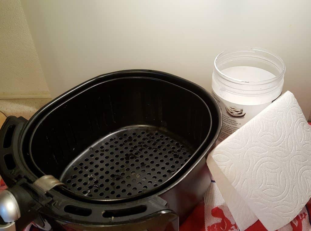 Air Fryer Baskets Peel