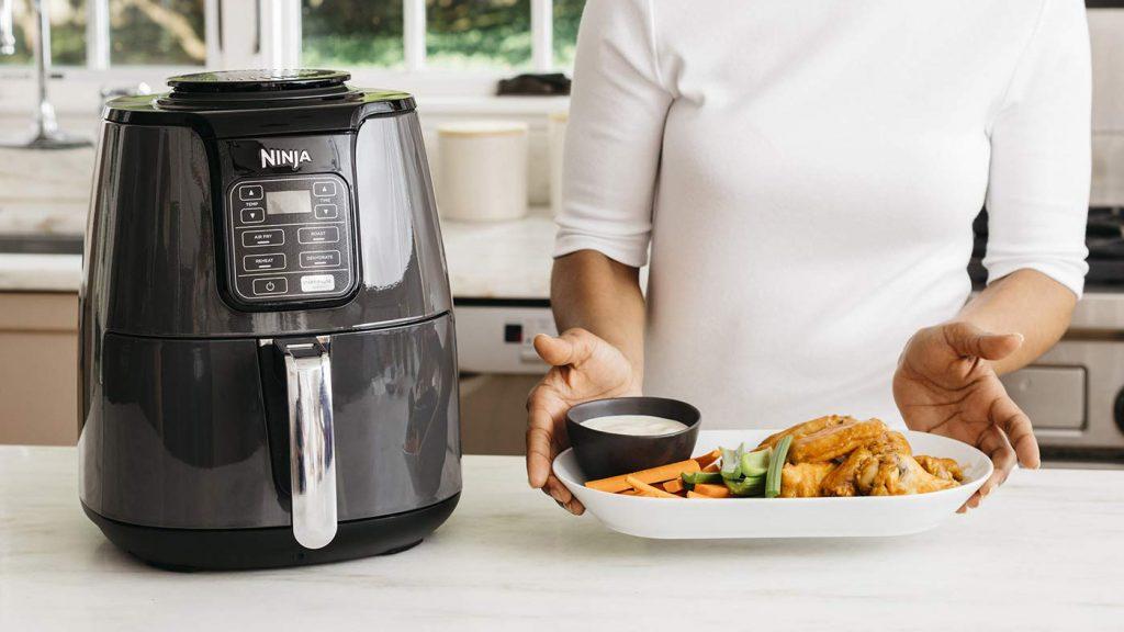 Air Fryer vs Halogen Oven size