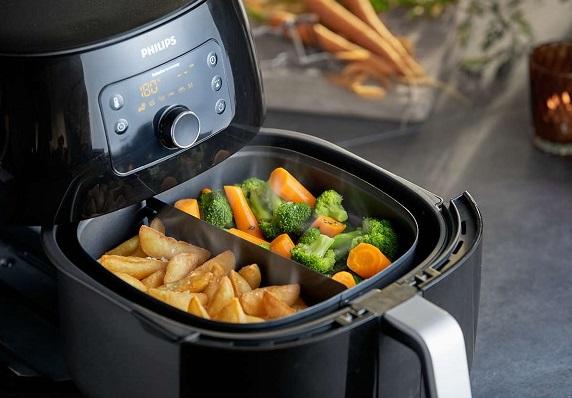Air fryer halogen oven cooking methods